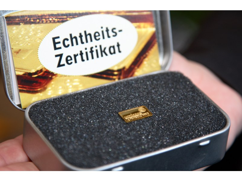 Gold als sicherer Hafen: Schichten nun auch chinesische Privatanleger in Edelmetalle um? (Foto: Gold-Super-Markt.de)