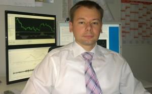 Begeisterter Trader und Buchautor mit mathematischem Ansatz: Vasily Nekrasov