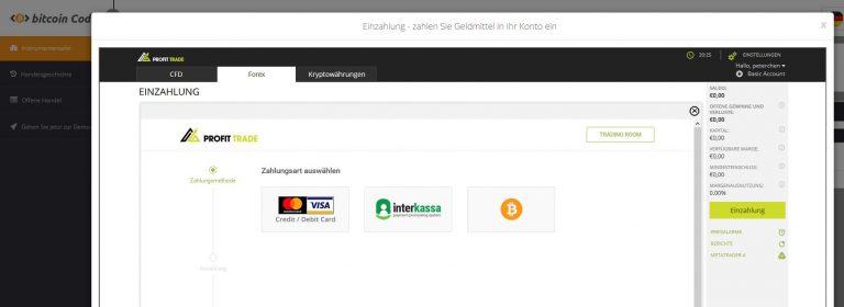 automatizierten bitcoin prekybos plattform bitcoin kodas)