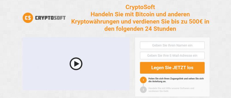 Cryptosoft Test