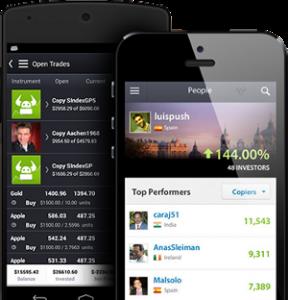 etoro Investment App