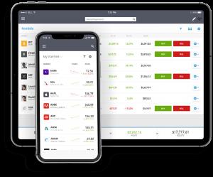 fonds app