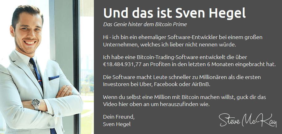 BTC Prime Sven Hegel