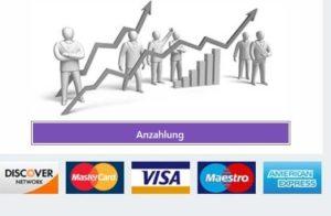 Einzahlung bei Immediate Profit