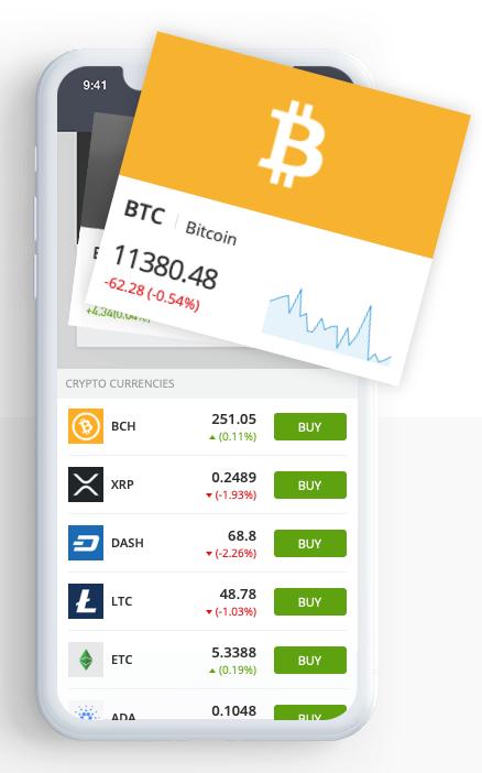 eToro Bitcoin Kaufen - eToro Krypto Kaufen