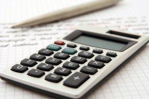 Taschenrechner - Investment - Überlegungen