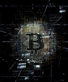Kryptowährung - Digitale Münze