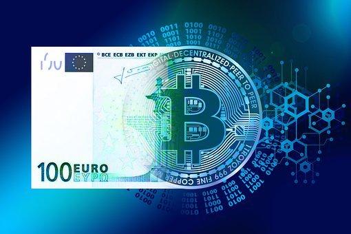 Bitcoin und Euro
