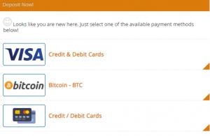 Bitcoin Society Einzahlung