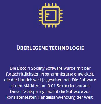 Bitcoin Society Seriös