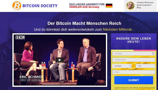 Bitcoin Society Test