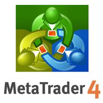 MetaTrader-4 logo