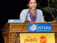 Kritik an einer rein Profit orientierten Globalisierung: Verleihung des Public-Eye-Awards in Davos