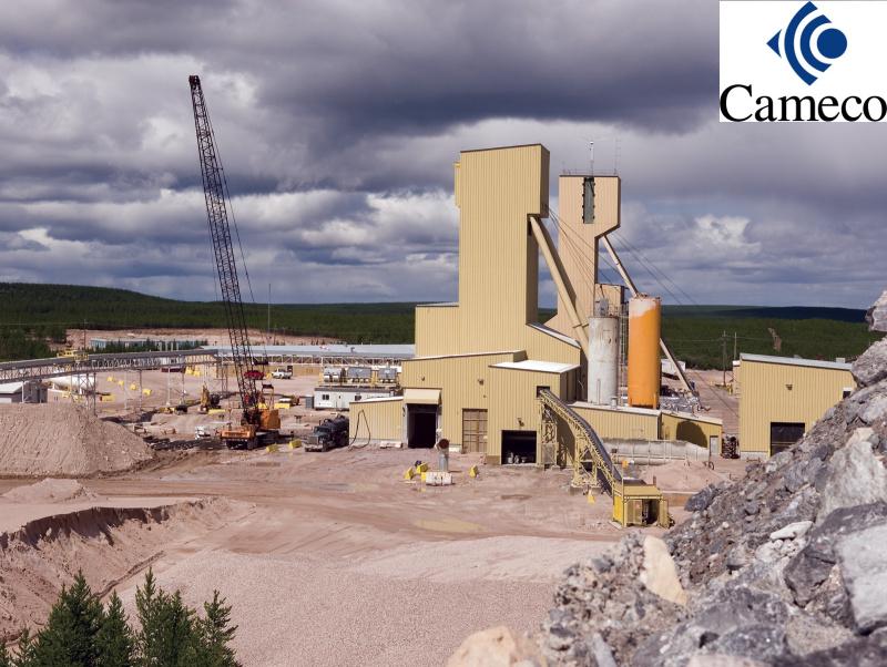 Noch immer nicht in Produktion: Camecos Cigar-Lake-Mine