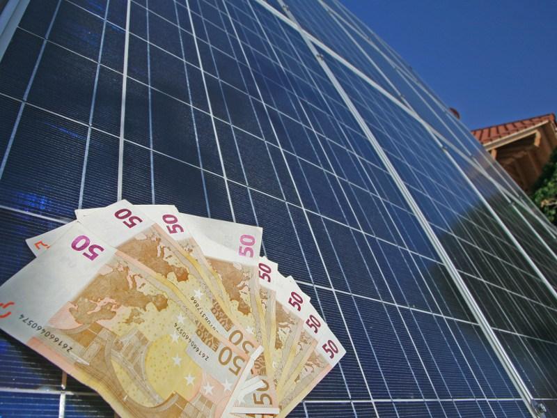 Deutsche Solartechnik: In China besonders begehrt (© RainerSturm/PIXELIO)