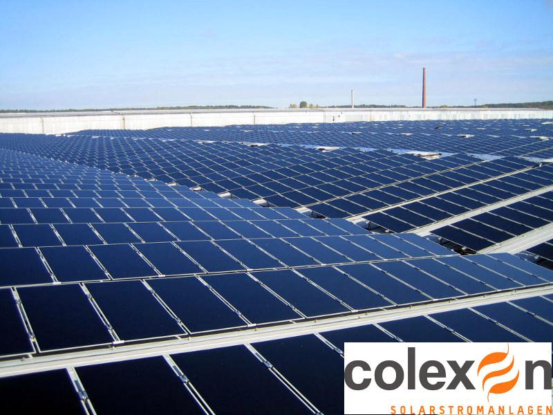 Im Branchenvergleich solide aufgestellt: Colexon Energy