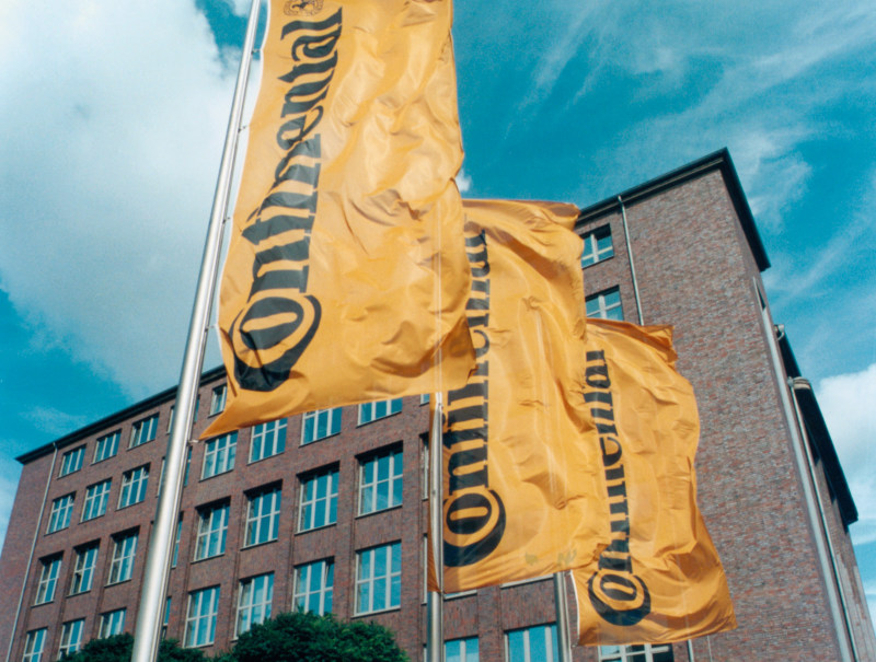 Aufwärtstrend: Nimmt Conti Kurs auf 50 Euro?
