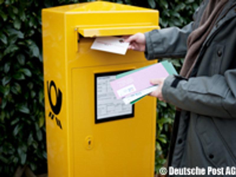 Für 2011 'vorsichtig optimistisch': Die Deutsche Post (Foto: Deutsche Post AG)