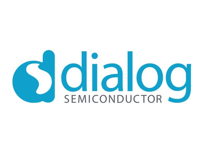 Arbeitet mit den großen Smartphone-Herstellern zusammen: Dialog Semiconductor (Logo: Dialog Semiconductor Plc)