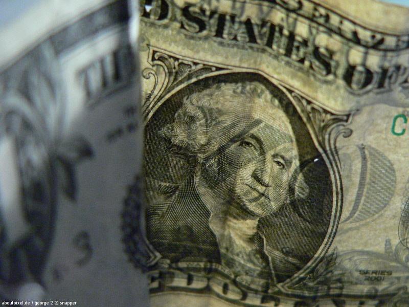 Schwacher Dollar - starke Rohstoffe? (Foto: Snapper, aboutpixel.de)