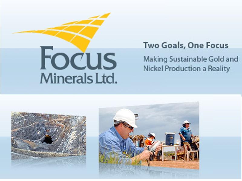 Komplett durchfinanzierter Goldproduzent mit Wachstumschancen: Focus Minerals