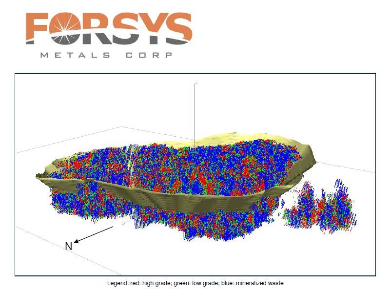 Weiteres Explorationspotential: Forsys' Ressourcenschätzung bringt neue Erkenntnisse