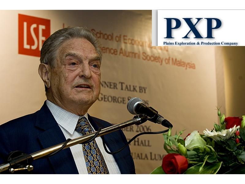 George Soros' Hedge Fonds investiert in Unternehmen der Öl- und Gasbranche