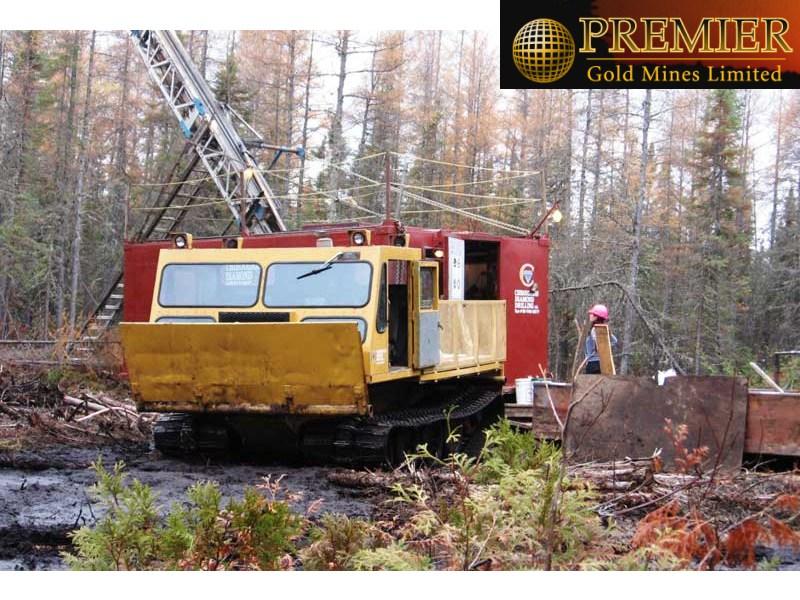 Ressourcen-Schätzung bis Ende des Jahres erwartet: Premier Gold Mines sieht Potential für das Hardrock-Projekt