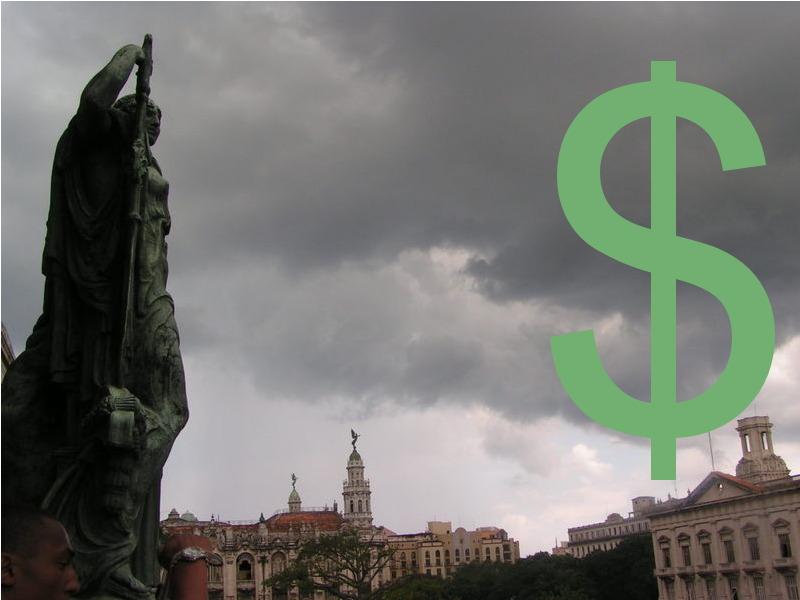 Annäherung zwischen den USA und Kuba: Vertreibt ein warmer Dollar-Regen die Lethargie über Havanna?