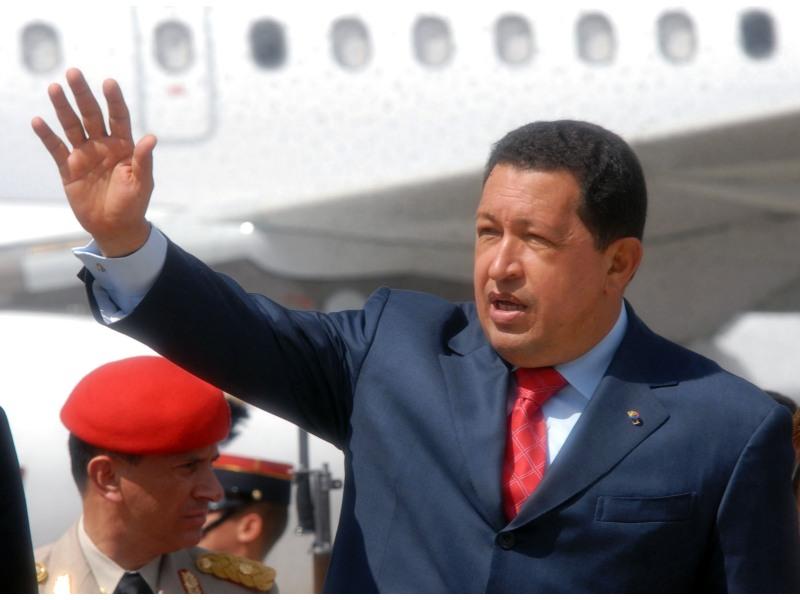 Verstaatlichungspolitik: Der venezuelanische Präsident Hugo Chavez irritiert Investoren