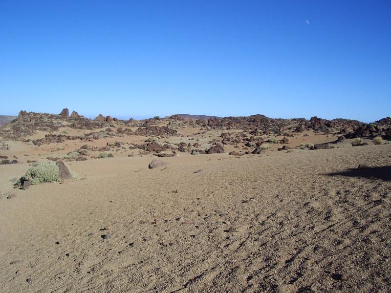 Goldsucher in der Wüste: Mansfield Minerals hat noch viel vor (Foto: morguefile)