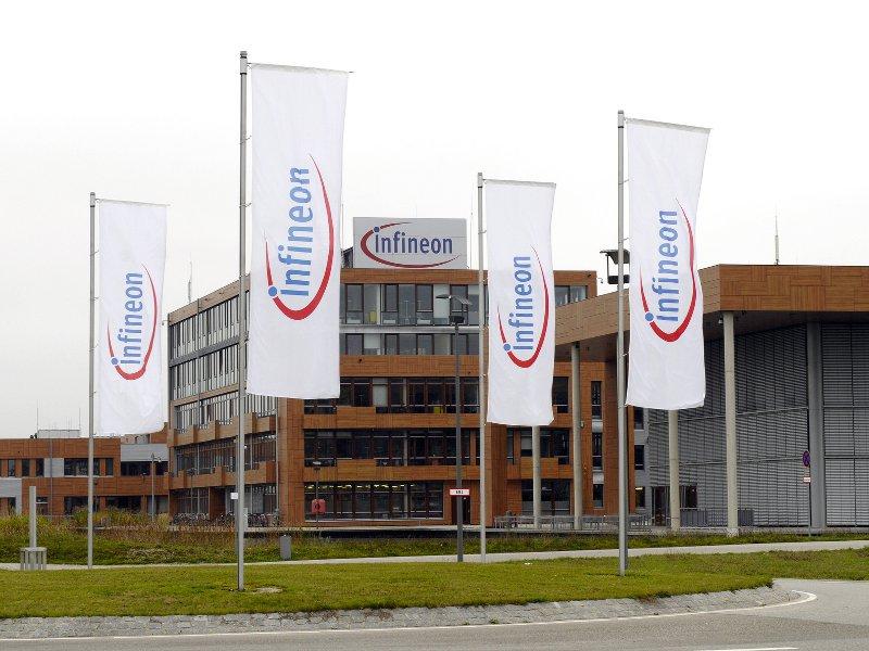 Infineon-Aktie bekommt an der Börse Gegenwind (Foto: Infineon Technologies AG)