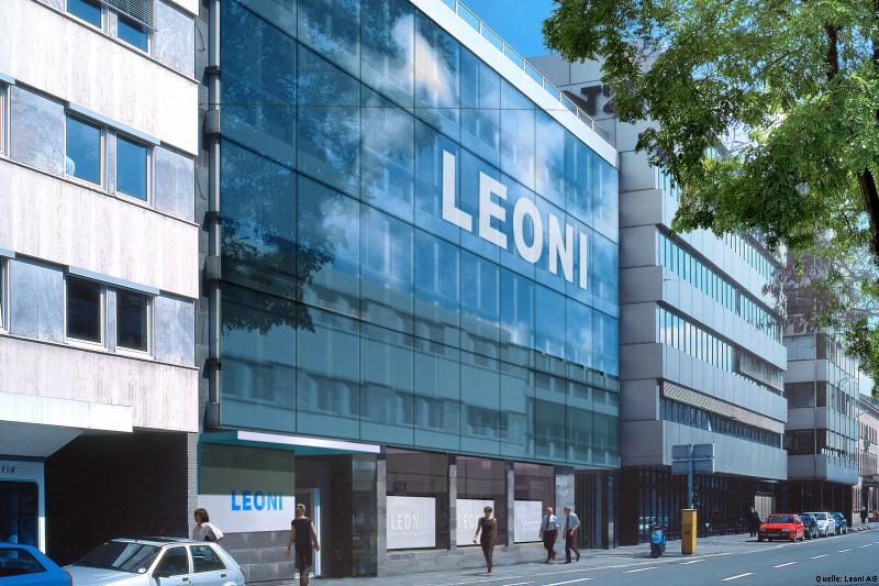 Hat inzwischen dementiert - die Aktie stiegt trotzdem: Automobilzulieferers Leoni (Foto: Leoni AG)