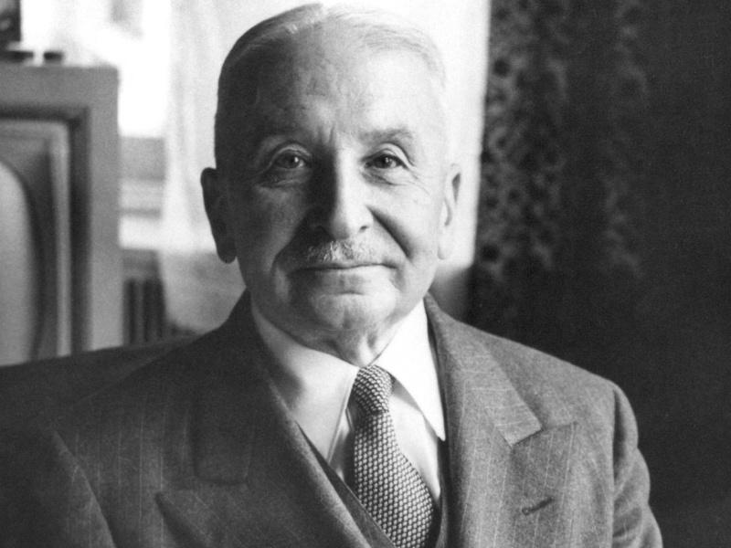 Ludwig von Mises: Begründer der Österreichischen Schule