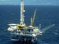 Bohrinsel in der Nordsee: Öl der Sorte Brent läuft WTI den Rang ab