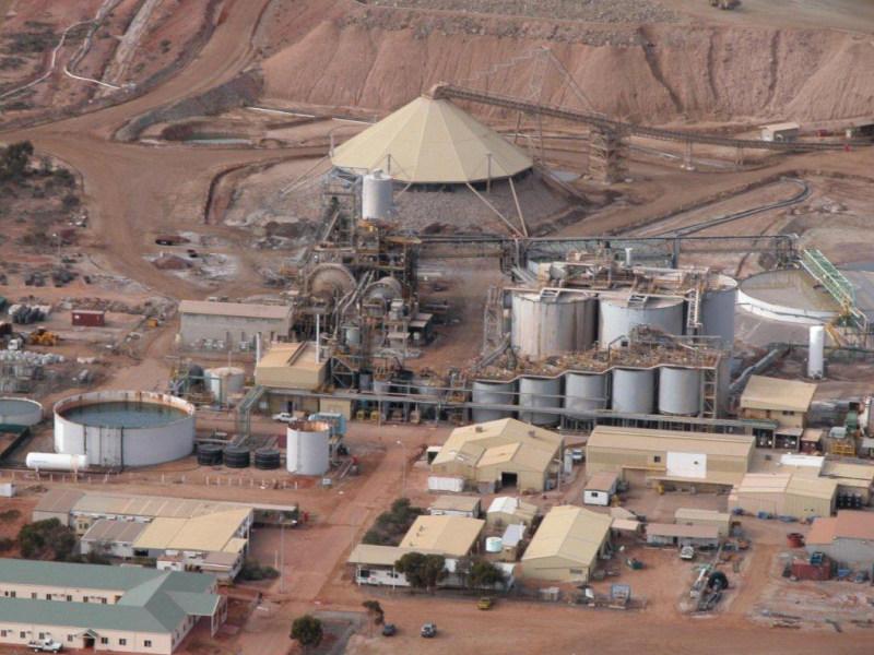 Den Blick auf das Wesentliche nicht verlieren: Norton ist einer der günstigsten Goldproduzenten weltweit (Foto: Norton Gold Fields)