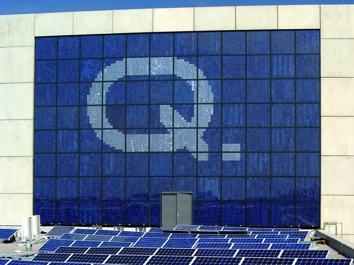Q-Cells ist begehrt - Hoffnung auch für Aktionäre? (Foto: Q-Cells SE)