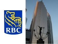 Firmensitz der Royal Bank of Canada in Toronto