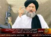 Sawahiri gilt als zweiter Mann hinter Bin Laden.