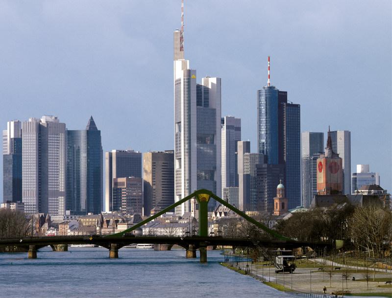 Commerzbank-Turm in Frankfurt (Foto: Markus Goetzke, Commerzbank AG)