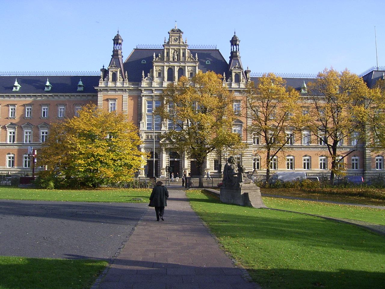 Die Rechtspraxis des Landgerichts Hamburg gefährdet die Pressefreiheit (Foto: Claus-Joachim Dickow)