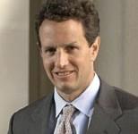 Timothy Geithner muss heute seinen Defizit-Haushalt verteidigen