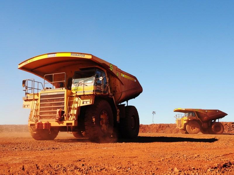 Obwohl Moly Mines Rohstoffe fördert, ist der Markt pessimistisch (Foto: Moly Mines)