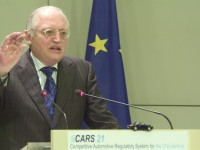 Will den EU-Ländern Zugang zu strategischen Rohstoffen sichern: EU-Kommissar Günter Verheugen