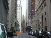 Die Behörden machen Druck: Wall Street im Wandel