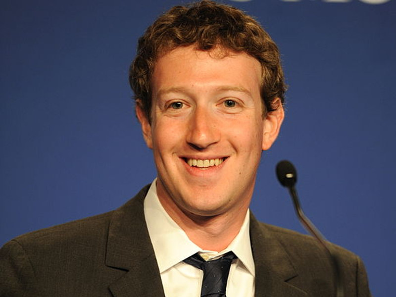 Schert sich nicht so sehr um die Wall Street: Facebook-Gründer Mark Zuckerberg (Foto: Guillaume Paumier / Wikimedia Commons, CC-by-3.0)