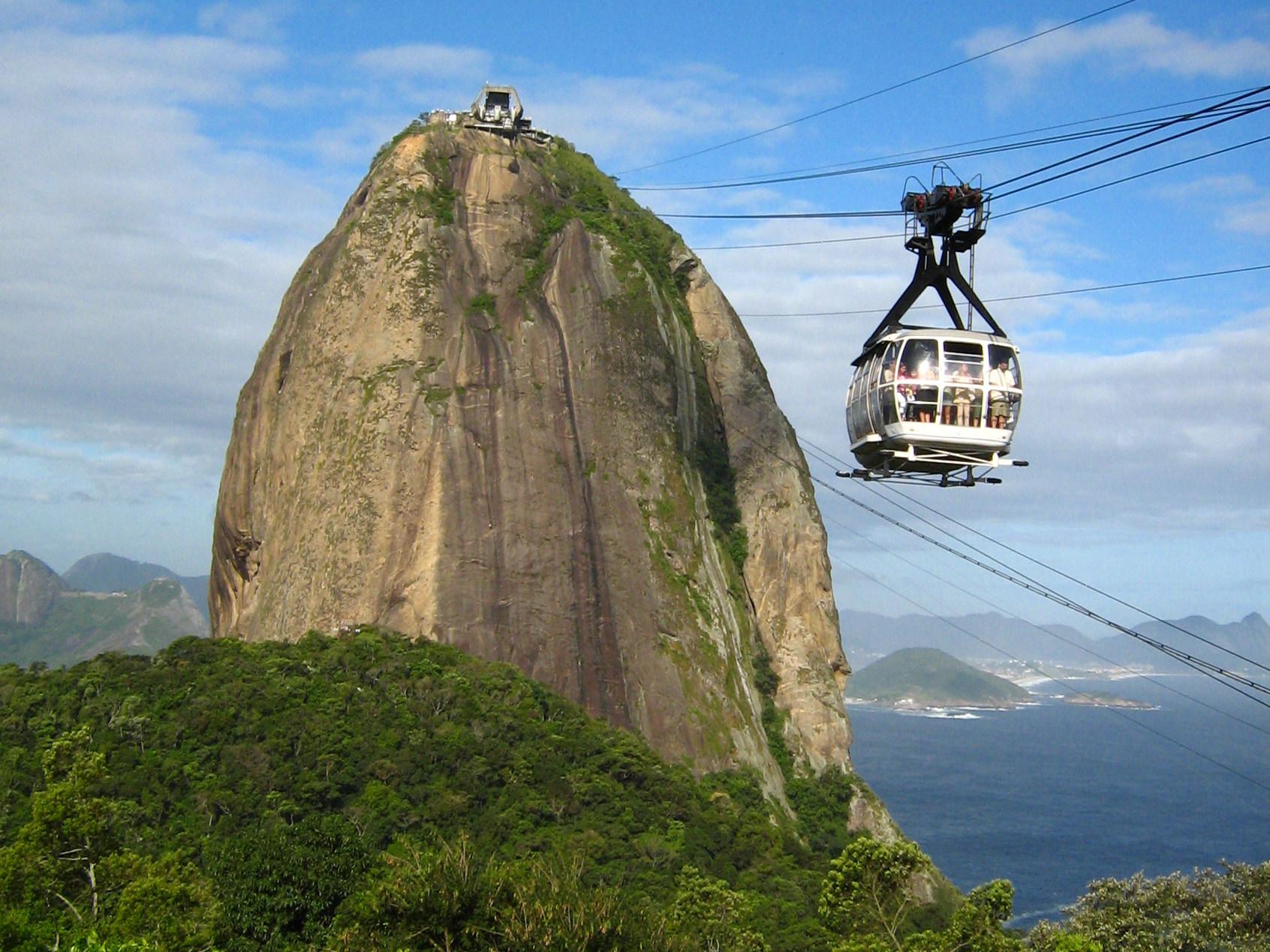 Im boomenden Rio sitzt auch die Vale-Konzernzentrale (Foto: Wutzofant / Wikipedia.de)